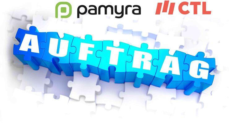 Pamyra und CTL kooperieren.