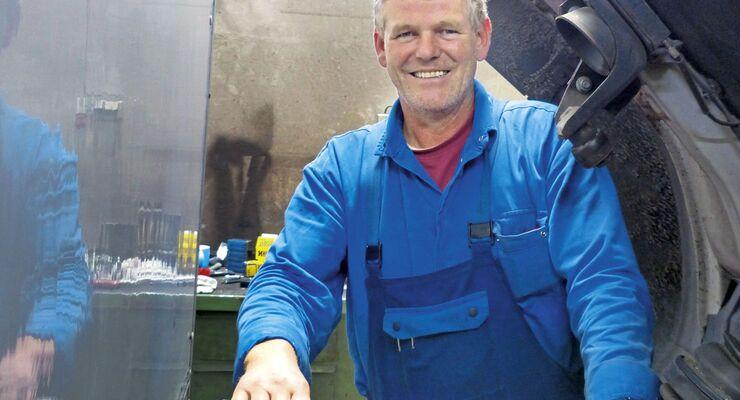 Peter Ahrens Voigt Logistik ilo
