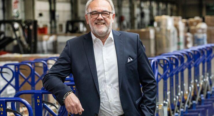 Peter Baumann, Geschäftsführer 24 plus
