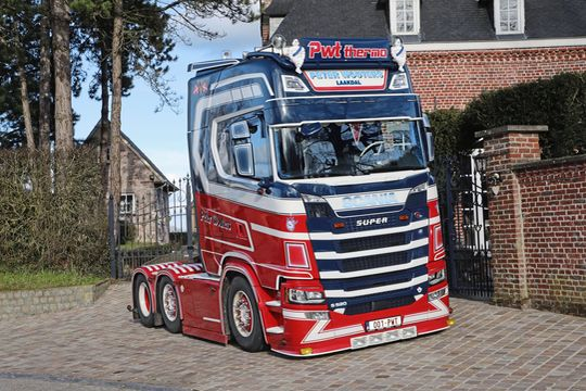 Peter Wouters PWT, Thermo, Supertruck FF 5/2020.