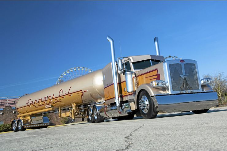 Peterbilt Farmers Oil Co. Inc.