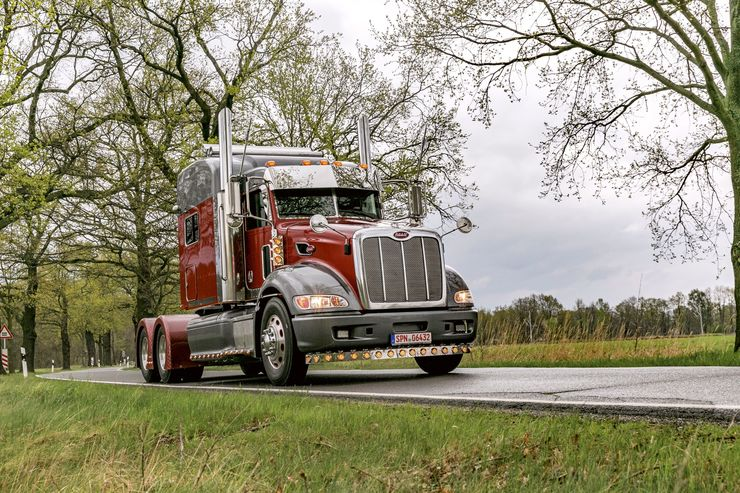 Peterbilt Supertruck