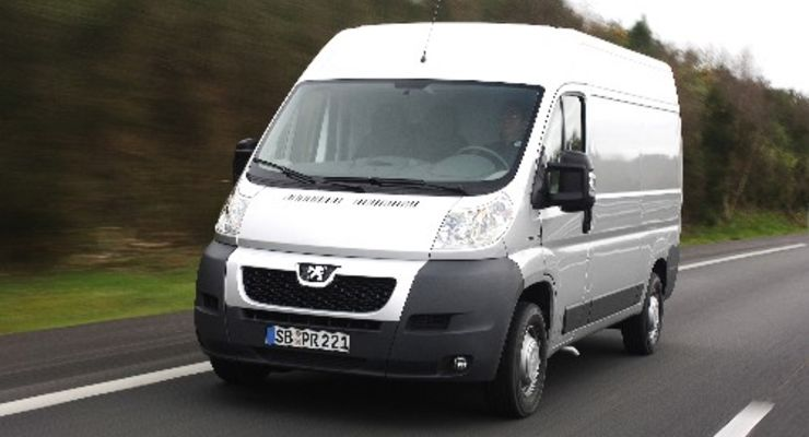 Peugeot Boxer künftig mit 3.0 Liter Hdi lieferbar