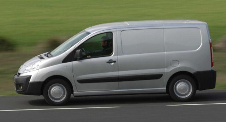 Peugeot geht auf Gewerbekunden zu