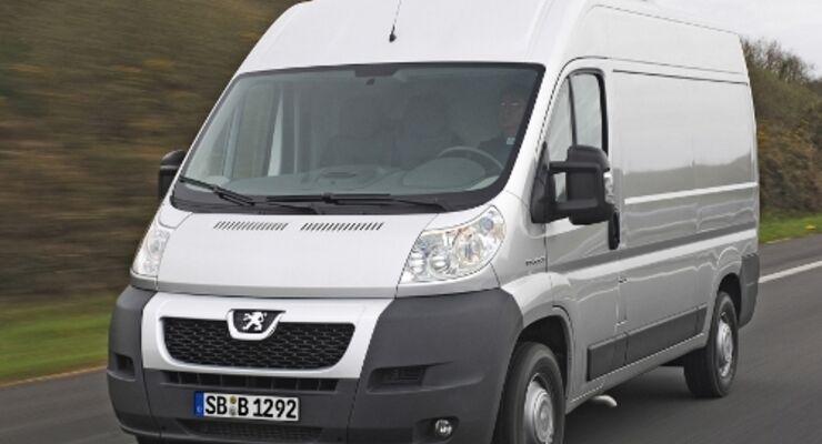 Peugeot mit mehr Motoren
