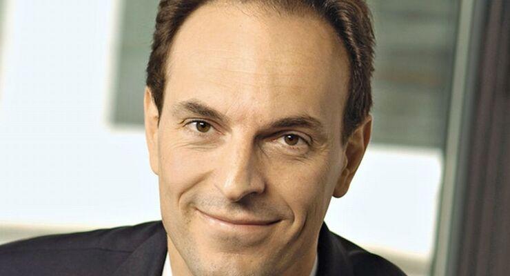 Philippe Gilbert, DB Schenker Logistics, Leiter Region Europe West, 2013