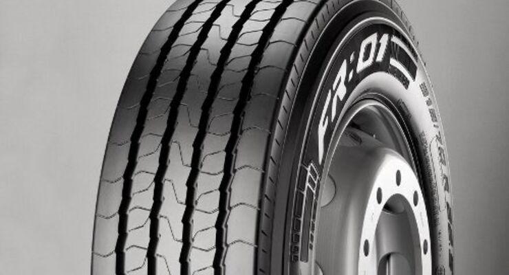 Pirelli mit neuem Transporter-Reifen