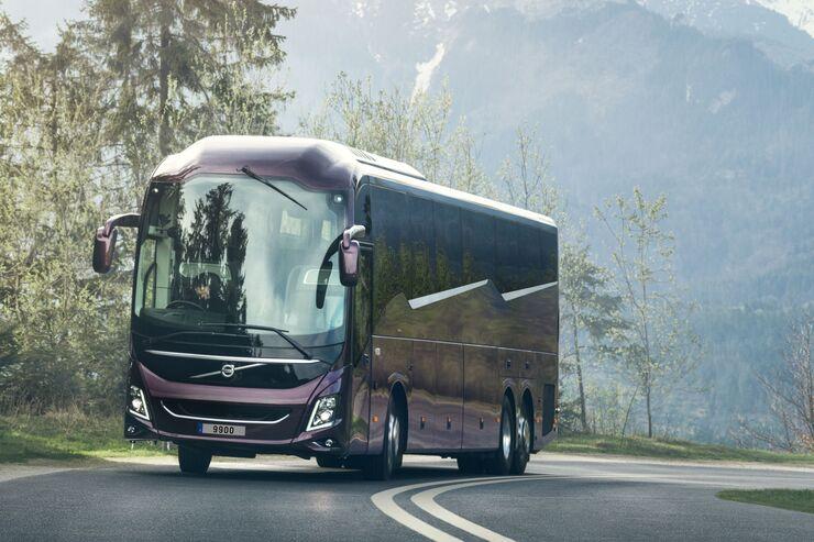 Premiere Volvo 9700 und 9900