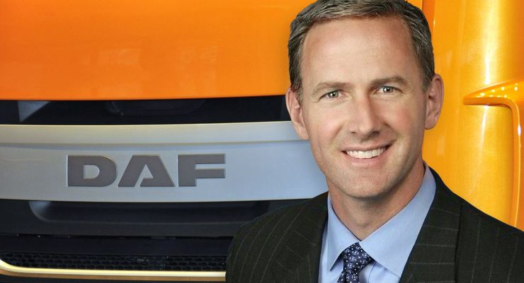 Preston Feight, DAF Trucks, ACEA