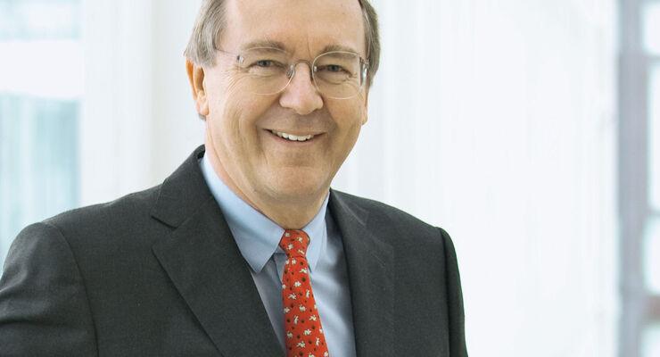 Prof Dr. Jürgen Kluge, Aufsichtsrat Schmitz Cargobull