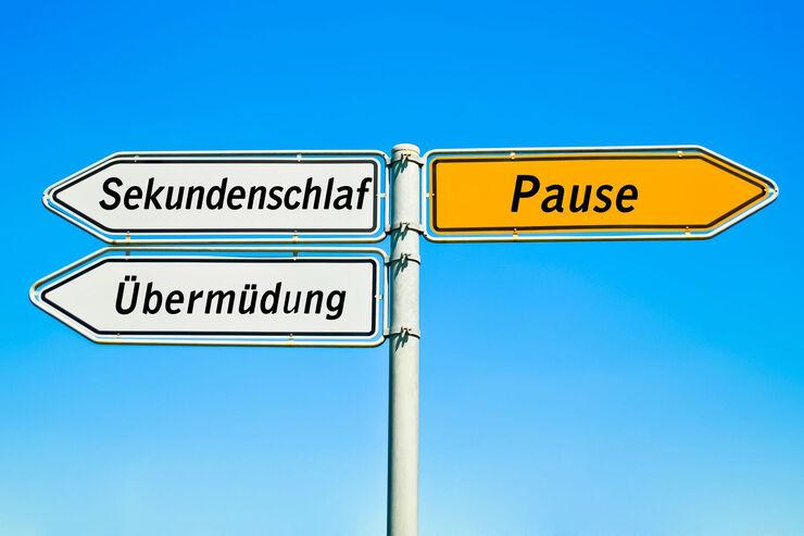 Qualifizierung, Fahrerlaubnis, Weiterbildung, Pause