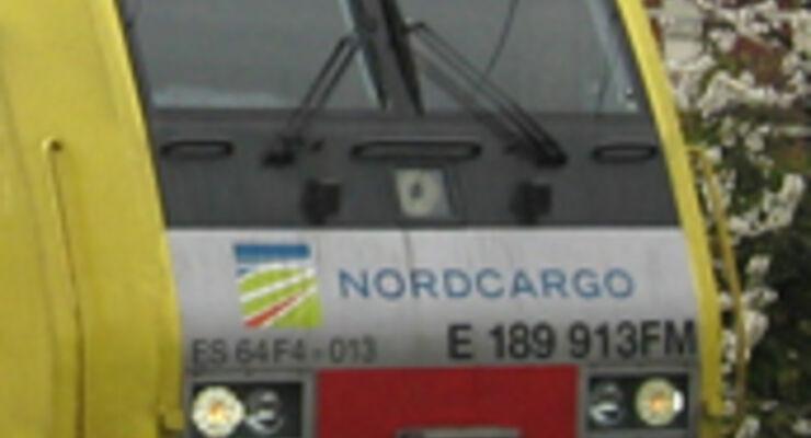 Railion besitzt 49 Prozent an Nordcargo