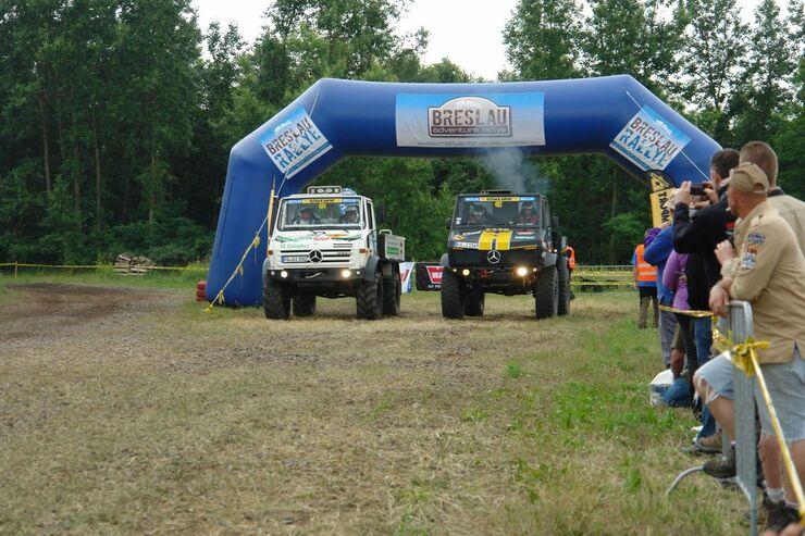 Rallye Breslau 2013