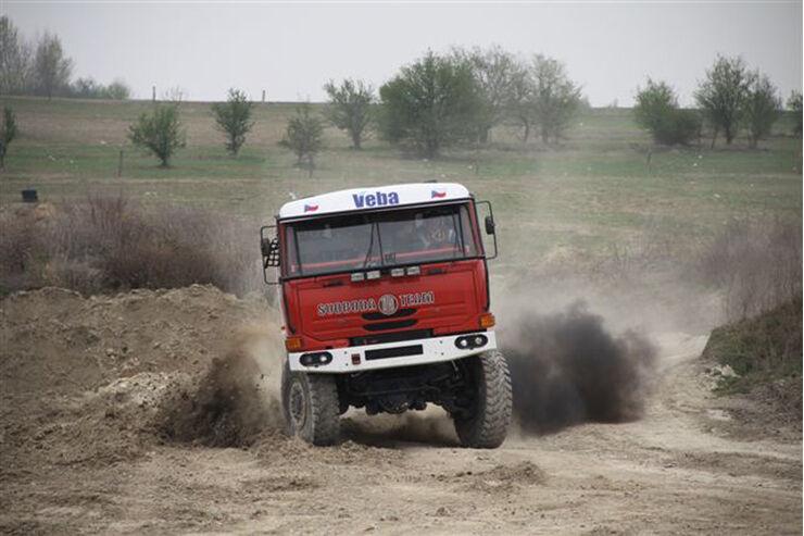 Rallye Tatra 2014