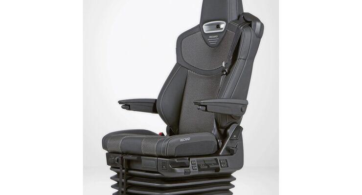 recaro automotive seating sitze mit massagefunktion. Black Bedroom Furniture Sets. Home Design Ideas