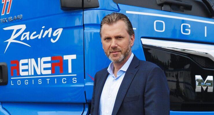 Reinert Spedition Logistik Rene Reinert Truck Race Nürburgring Rennen ring