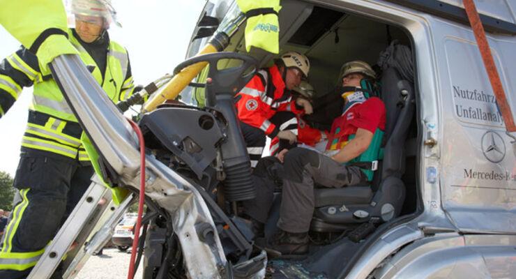 Rekordrückgang bei Verkehrstoten