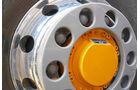 Renault Lander Optitrack, Nabendeckel, hydraulische Radnaben-Motoren