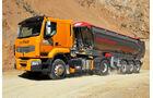 Renault Lander Optitrack, bergauf, Antriebsräder, Benalu, Astro Runner