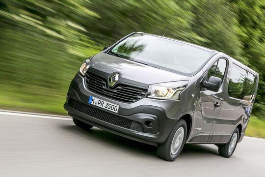 Renault Trafic Combi dCi
