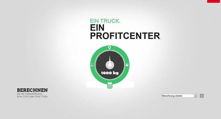 Renault Trucks, Eco Calculator