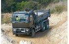 Renault Trucks K, Wendekreis, Baufahrzeug