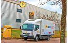 Renault Trucks Maxity Brennstoffzelle