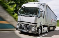Renault Trucks T 440 Test