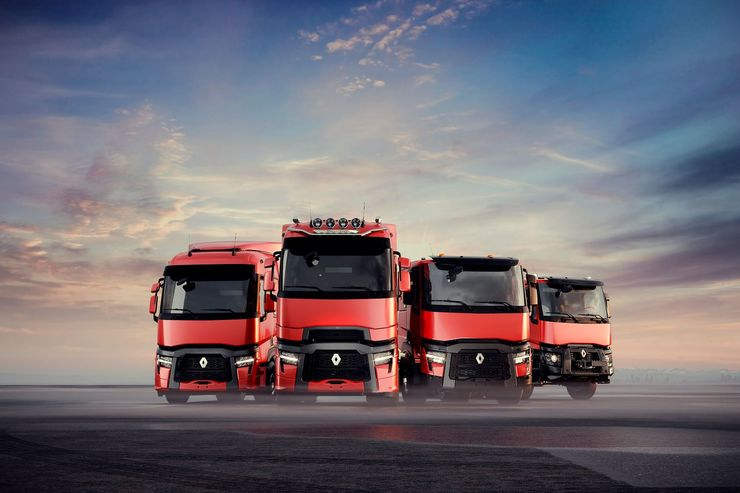 Renault Trucks T C K Evolution 2021