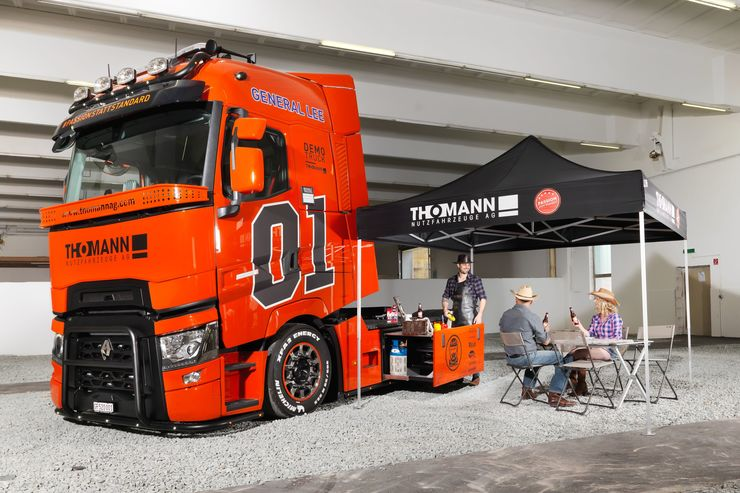 Renault Trucks T General Lee