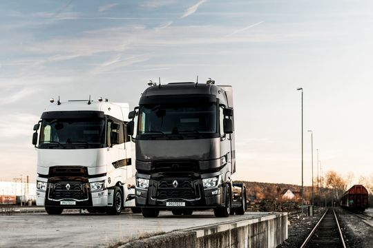 Renault Trucks T High Edition Protect