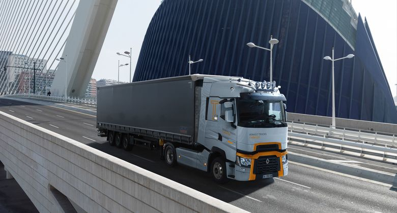 Renault Trucks T und T High 2019