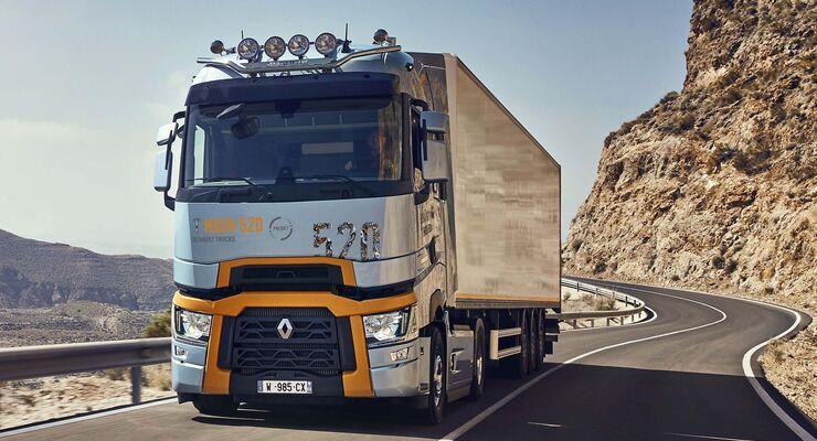 Renault Trucks T und T High 2020