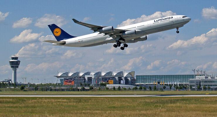 Rieck mit Luftfrachtbüro in München