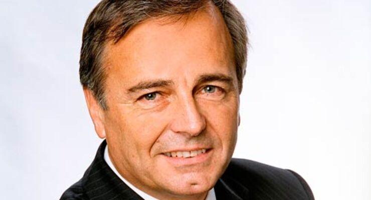 Rolf Lutz leitet ZF-Nutzfahrzeugbereich