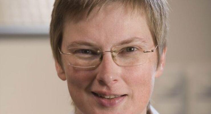 Sabine Kudzielka leitet die BGF