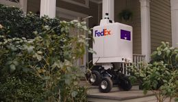 SameDay Bot von Fedex