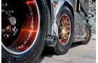 Scania 730 Longline, Felgen, Räder