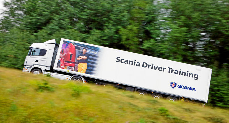 Scania Driver Training