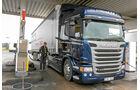 Scania G_410_LA, Tanken