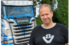 "Scania ""Ghost Rider"" von Nima Transport, Marcel"