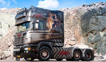 Scania Longline Michel Kramer, xXx, Supertruck