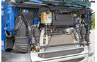 Scania R 440 LA und LB, Vierpunkt-Luftfederung