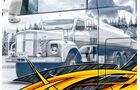 Scania R 620 von Jani Kivi, Hauber