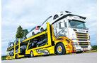 Scania R 620 von Jani Kivi, Pkw-Transporter