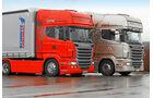 Scania R480 Euro 5 und Euro 6, Schmitz