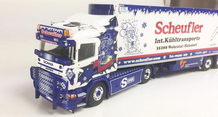Scania R560 V8 Kühltransporter von Scheufler