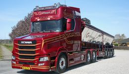 Scania S650T, Hauber, Supertruck FF 7/2019.
