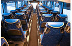 Scania, Sitzplätze, Fahrgastraum