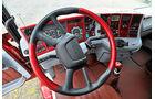 Scania T 164 580 – History, Lenkrad, Tacho